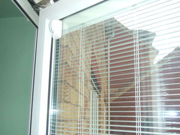 Swiftglide In2glass Integral Venetian Blinds Integrated